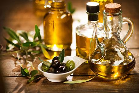 Hochwertiges Olivenöl für guten Geschmack