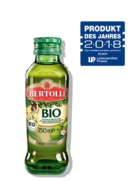Bio-Öl von Bertolli