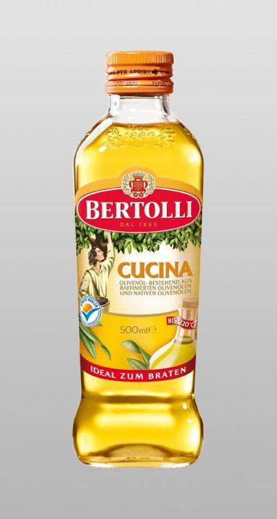 gutes Olivenöl von Bertolli