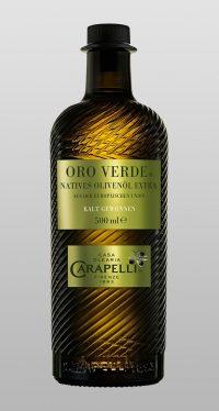 Hochwertiges Olivenöl Carapelli