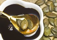 Kürbiskernöl gesund wie Olivenöl