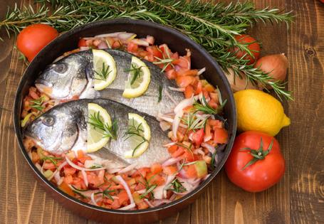 Mediterrane Ernährung = traditionelle Essgewohnheiten