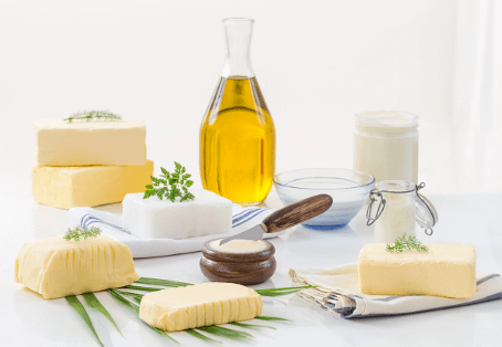 margarine butter schmalz oder l fette zum braten. Black Bedroom Furniture Sets. Home Design Ideas