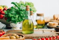 Öl für Salate