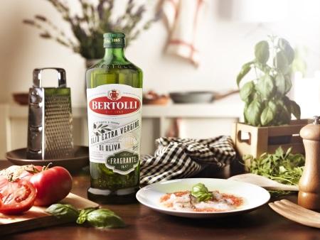 Bertolli Olivenöl für Vorspeisen