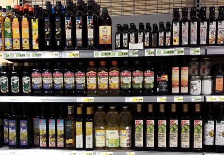 Gutes Bertolli Olivenöl