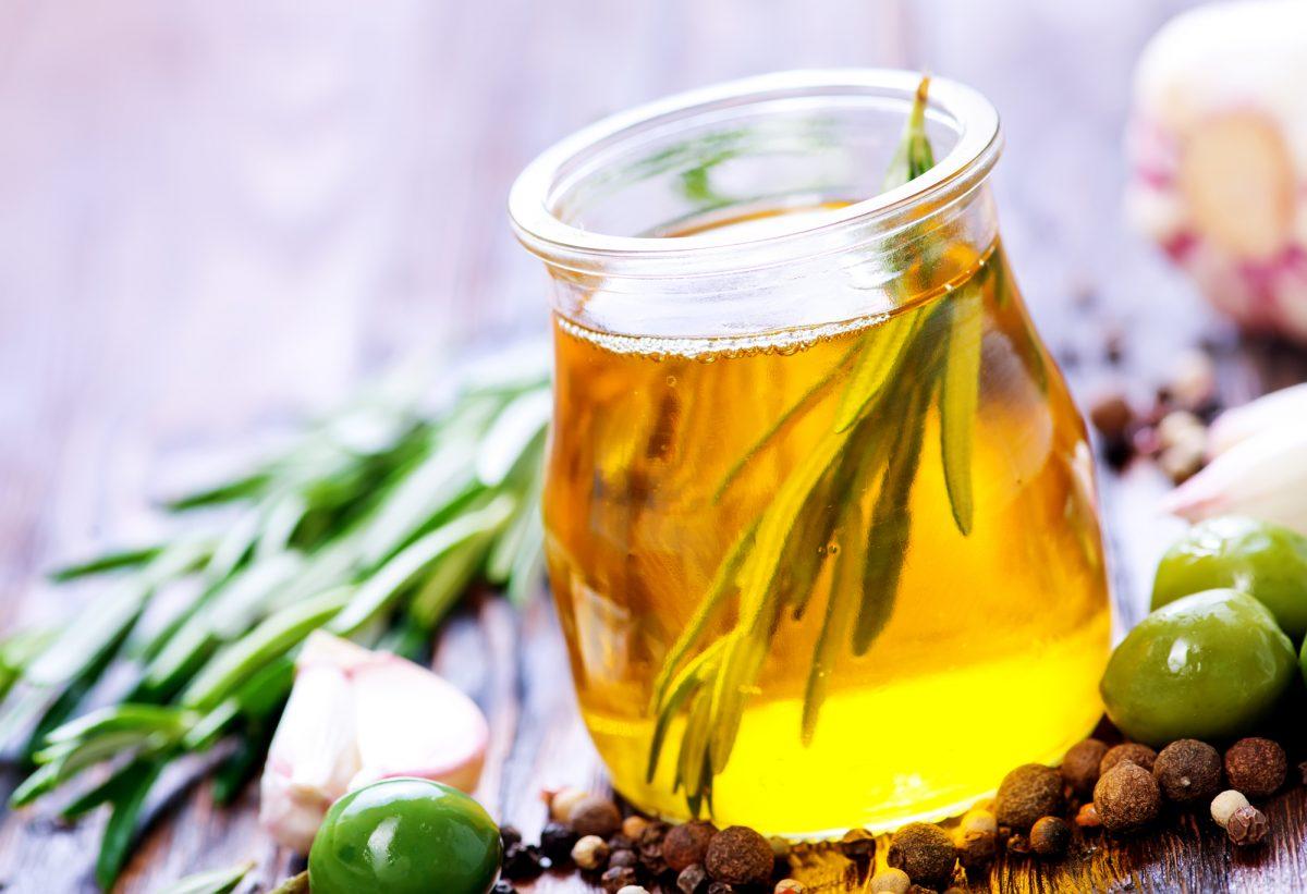 Olivenöl gesund und sättigend